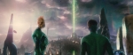 Foram divulgadas 40 imagens do filme Lanterna Verde em HQ!